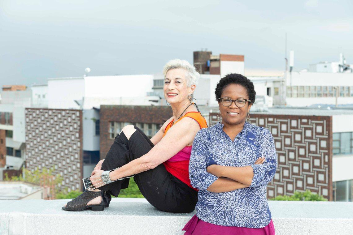 Nolwazi & Lenore